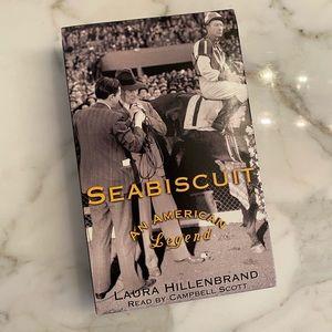 Audiobook Seabiscuit - NWOT